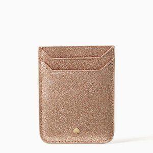 Kate Spade Cellphone Sticker Pocket